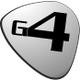 G4 Guitar Weybridge logo
