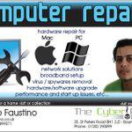 MFaustino Computer Repairs and Design profile image.