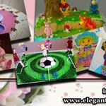 Elegant Cakes and Accessories profile image.