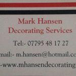 Mark Hansen Decorating Services profile image.
