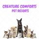 Creature Comforts Pet Resorts logo