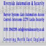 Riverside Automation & Security profile image.