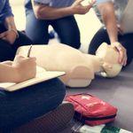 Purple Hearts First Aid Training Ltd profile image.