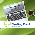 Starting Point Website Plan profile image.