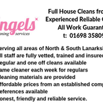 Angels Cleaning Services (Scotland) Ltd profile image.