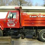 Tom's Bobcat & Snowplowing Inc profile image.
