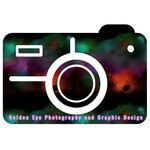 Golden Eye Photography and Graphic Design profile image.