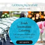 Catering By Deflure profile image.