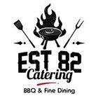 Est. 82 Catering logo