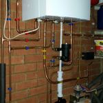 P & T Heating Services profile image.