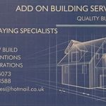 Add on building services profile image.