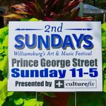 2nd Sundays Williamsburg - Art & Music Festivals profile image.