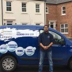 Belfast Cleaning Company profile image.