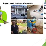 Best local carpet cleaners profile image.