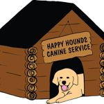 Happy Hounds Dog Training & Grooming profile image.
