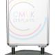 CMYK Displays logo