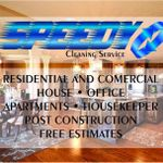 Speedy Cleaning Service profile image.
