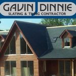 Gavin J Dinnie Slaying and tiling contractor  profile image.