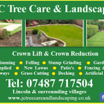 JC Tree Care And Landscaping profile image.