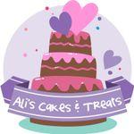 Ali's Cakes & Treats profile image.