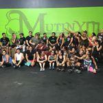Mutiny CrossFit profile image.