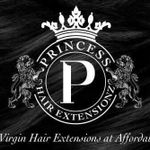 Princess Hair Extensionz profile image.