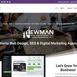 Newman Web Solutions profile image.