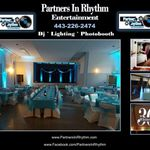 Partners in Rhythm Entertainment profile image.
