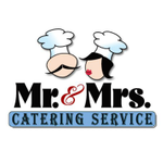 Mr. & Mrs. Catering Service profile image.