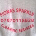 Fiona's sparkle profile image.