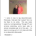 AccuCare Physical Therapy | Sports Rehab profile image.