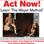 Howard Meyer's Acting Program profile image.