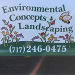 Environmental Concepts Landscaping profile image.