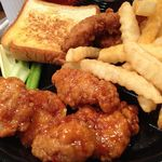 Zaxby's Chicken and Buffalo Wings profile image.