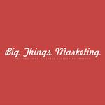 Big Things Marketing profile image.