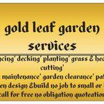 Goldleaf garden services  profile image.