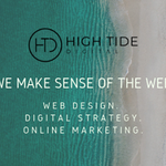 High Tide Digital profile image.