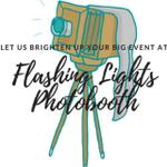 Flashing Lights Photobooth  profile image.