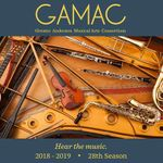 Greater Anderson Musical Arts Consortium (GAMAC) profile image.