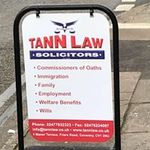 Tann Law Solicitors profile image.