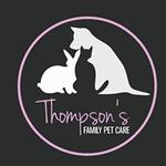 Thompson's Family Pet Care profile image.