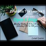 Franklin Tax Service 1 profile image.