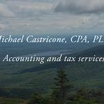 Mike Castricone CPA profile image.