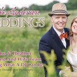 Mike Anderson Weddings profile image.