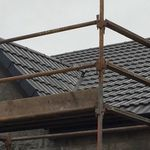 Rapid fit roofing & roughcasting profile image.