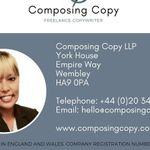 Composing Copy LLP profile image.