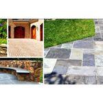 J & C Masonry and Landscaping profile image.