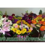 Samantha's Flowers profile image.