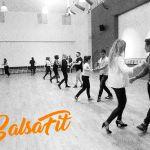SalsaFit London profile image.