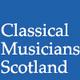 Classical Musicians Scotland logo